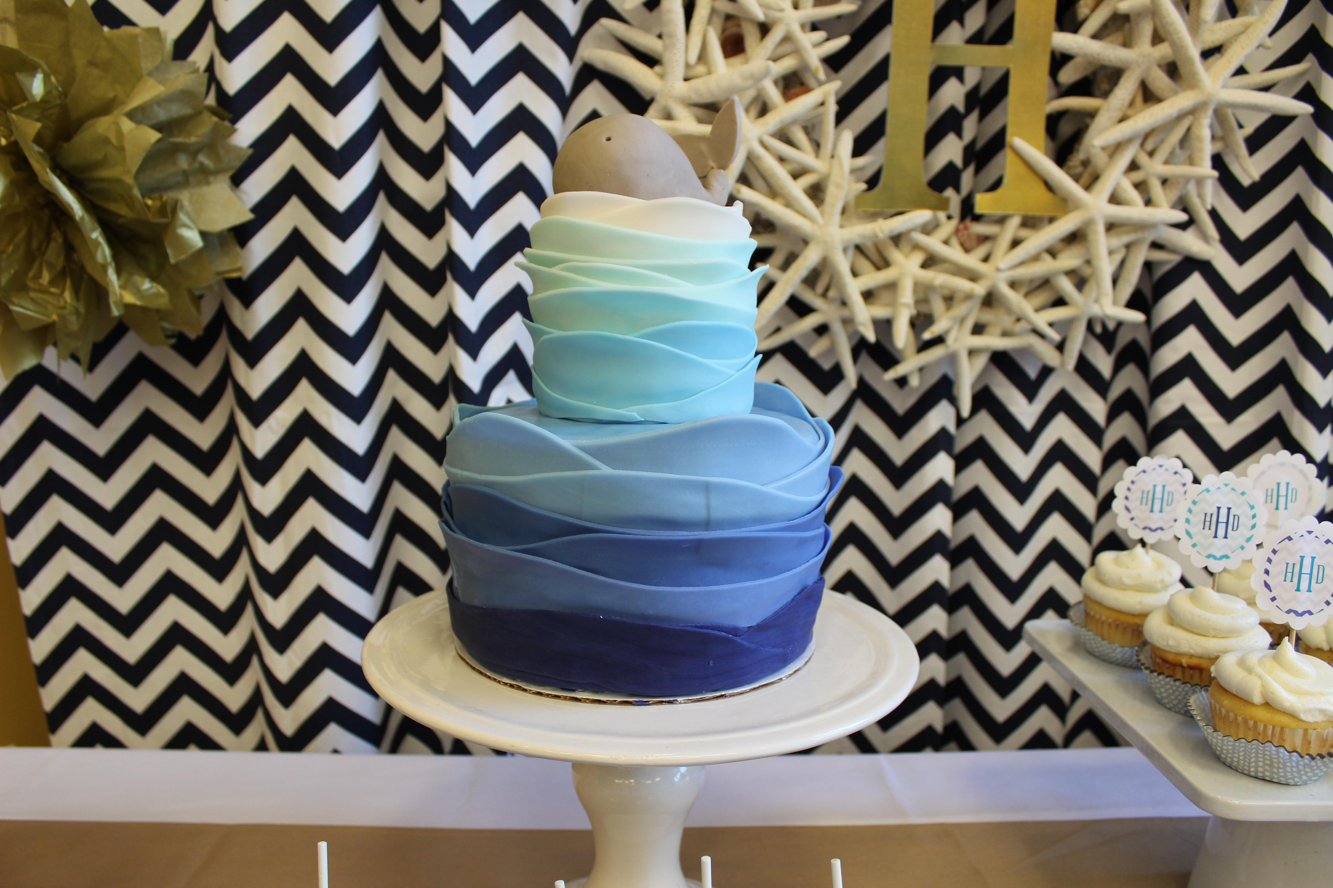 Whale cake – Trudles Catering